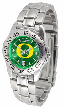 Oregon Sport Anonized Women's Steel Band Watch
