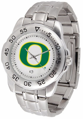 Oregon Sport Men's Steel Band Watch