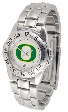 Oregon Sport Women's Steel Band Watch