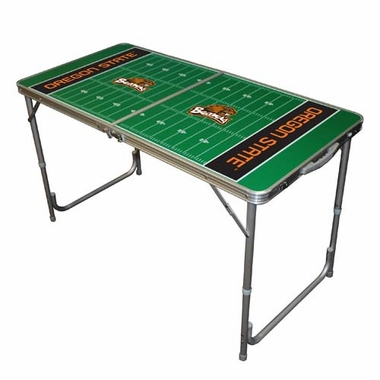 Oregon State 2 x 4 Foot Tailgate Table