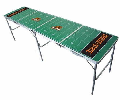 Oregon State 2x8 Tailgate Table