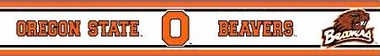Oregon State 5.5 Inch (Height) Wallpaper Border