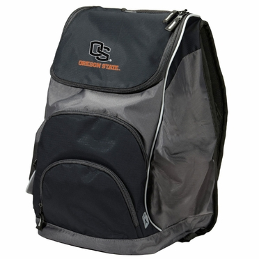 Oregon State Action Backpack (Color: Black)