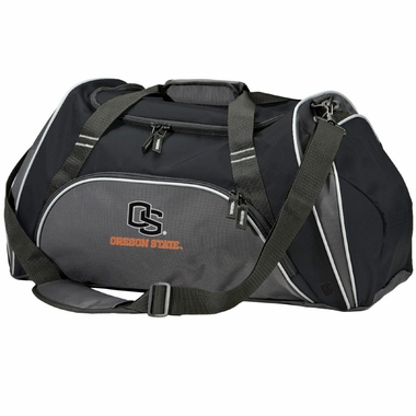 Oregon State Action Duffle (Color: Black)
