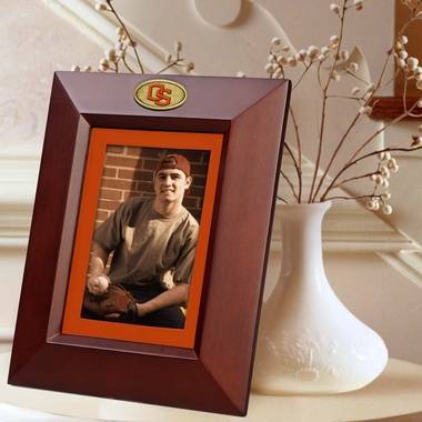 Oregon State BROWN Portrait Picture Frame