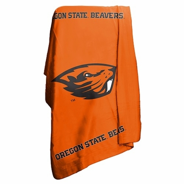 Oregon State Classic Fleece Throw Blanket