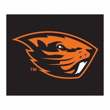Oregon State Economy 5 Foot x 6 Foot Mat