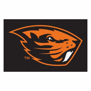 Oregon State Economy 5 Foot x 8 Foot Mat