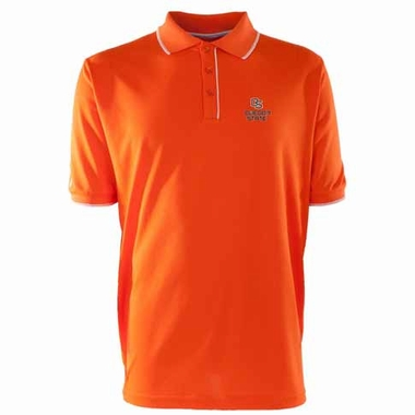 Oregon State Mens Elite Polo Shirt (Team Color: Orange)
