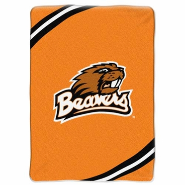 Oregon State Extra Large Plush Blanket