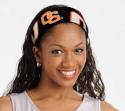 Oregon State FanBand Hair Band