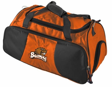 Oregon State Athletic Duffel