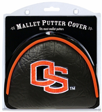 Oregon State Mallet Putter Cover