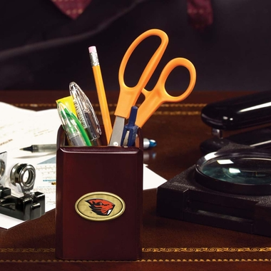 Oregon State Pencil Holder