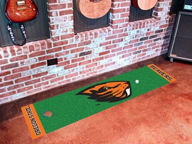 Oregon State Putting Green Mat