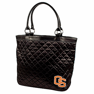 Oregon State Quilted Tote