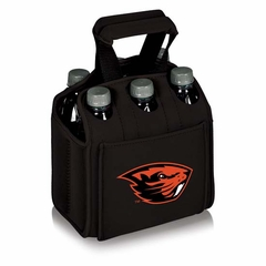 Oregon State Six Pack (Black)