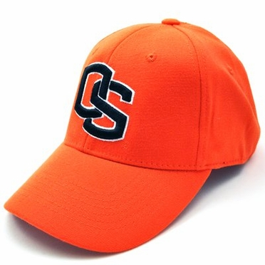 Oregon State Team Color Premium FlexFit Hat