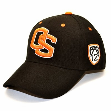 Oregon State Triple Conference Adjustable Hat