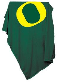 Oregon Sweatshirt Blanket