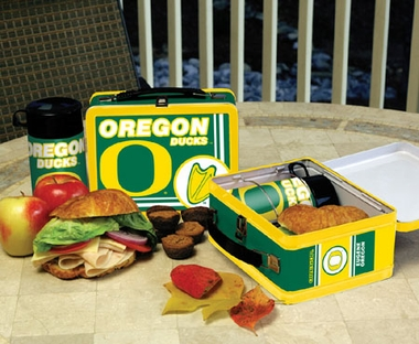 Oregon Tin Lunch Box