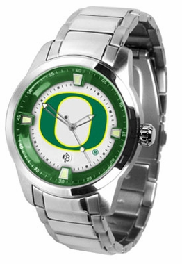 Oregon Titan Men's Steel Watch