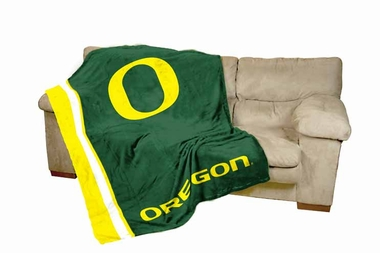 Oregon UltraSoft Blanket