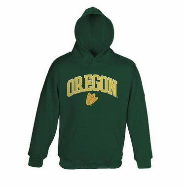 Oregon YOUTH Hooded Sweatshirt