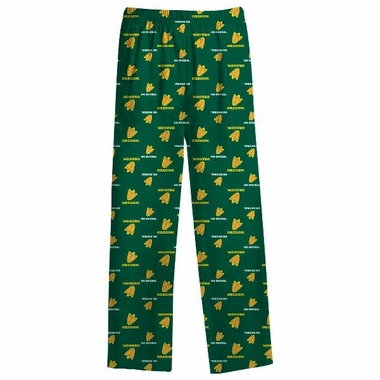 Oregon YOUTH Logo Pajama Pants