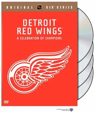 Original Six Series: Detroit Red Wings DVD