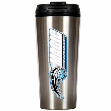Orlando Magic 16 oz. Thermo Travel Tumbler