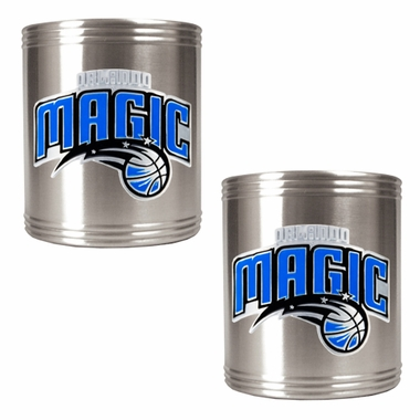 Orlando Magic 2 Can Holder Set