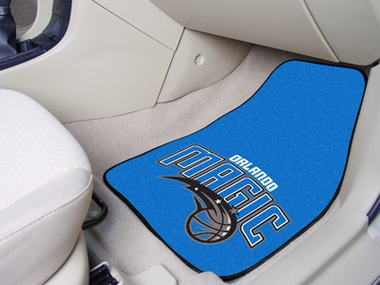 Orlando Magic 2 Piece Car Mats
