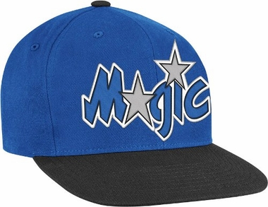 Orlando Magic 2-Tone Vintage Snap back Hat