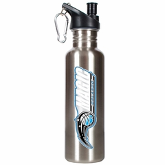 Orlando Magic 26oz Stainless Steel Water Bottle (Silver)