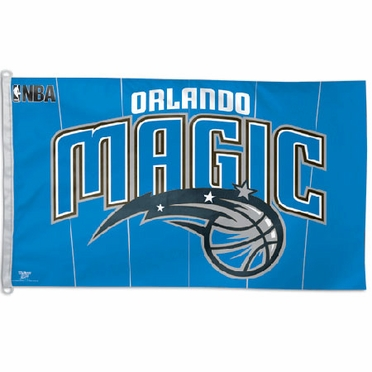 Orlando Magic Big 3x5 Flag