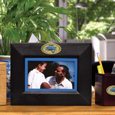 Orlando Magic BLACK Landscape Picture Frame