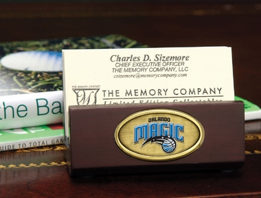 Orlando Magic Business Card Holder