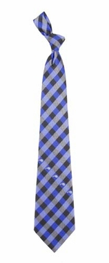 Orlando Magic Check Poly Necktie