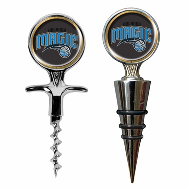 Orlando Magic Corkscrew and Stopper Gift Set