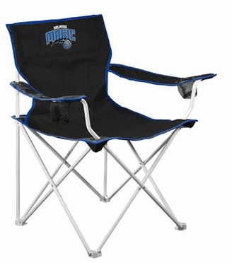 Orlando Magic Deluxe Adult Folding Logo Chair
