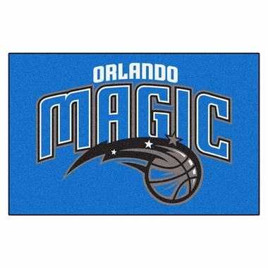 Orlando Magic Economy 5 Foot x 8 Foot Mat