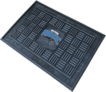 Orlando Magic Heavy Duty Vinyl Doormat