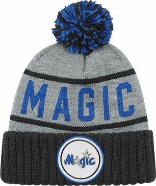 Orlando Magic High 5 Vintage Cuffed Pom Hat