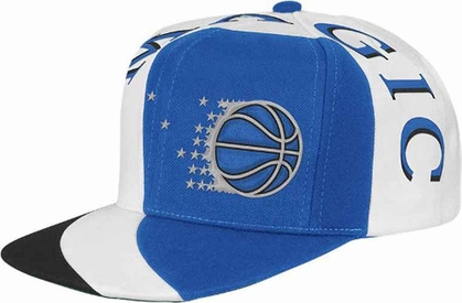 Orlando Magic Mitchell & Ness The Swirl Retro Vintage Snap Back Hat