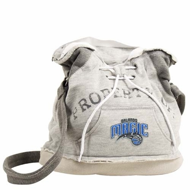 Orlando Magic Property of Hoody Duffle