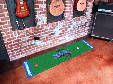 Orlando Magic Putting Green Mat