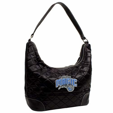 Orlando Magic Quilted Hobo Purse