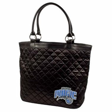 Orlando Magic Quilted Tote