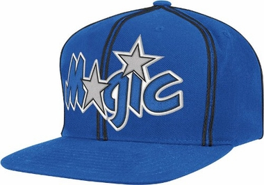 Orlando Magic ThrowBack Double Soutache Snap Back Hat
